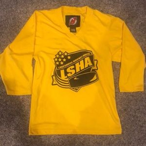 Youth hockey team practice jersey - small / medium